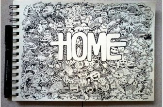 42+ Best Doodle Art Examples For Inspiration 2020