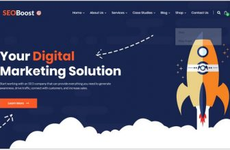 15+ Top Digital Marketing Agency Website Templates & Themes 2018