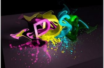 33+ Creative 3D Typography Poster Designs 2018