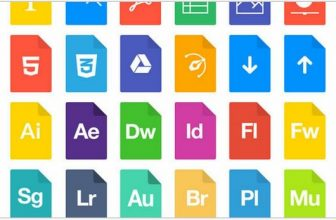 26+ Best Flat File And Document Icon Sets