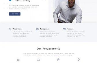 100+ Free Responsive HTML5 CSS3 Website Templates 2020