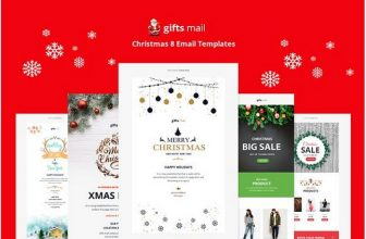 18+ Best Christmas Email Templates For Marketing