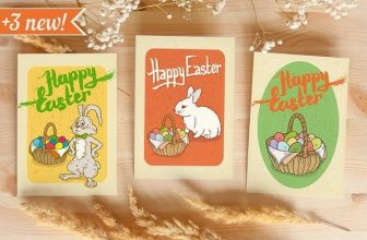21+ Best Easter Postcard Templates – PSD, EPS Format Download
