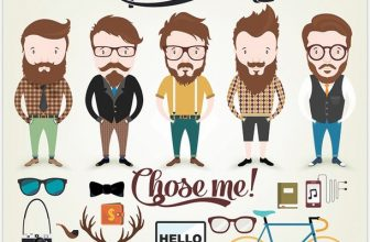 32+ Free Flat Hipster Icons and Vector Designs