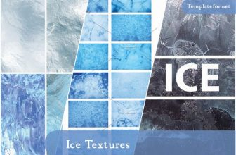 30+ Amazing Ice Textures For Photoshop 2021