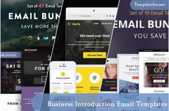 15+Business Introduction Email Templates 2020