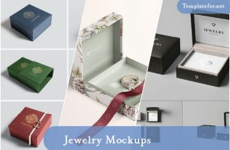 21+ Best Jewelry Mockups PSD Templates 2020