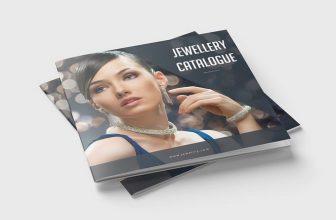 20+ Best Jewelry Brochure Templates 2019