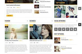 32+ Free Responsive WordPress Magazine Themes