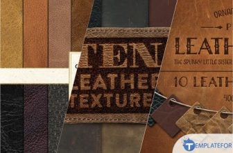 30+ Best Leather Textures For Photoshop 2021