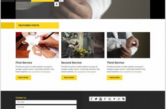 14+ Best Advertising & Marketing PHP Templates & Themes 2018