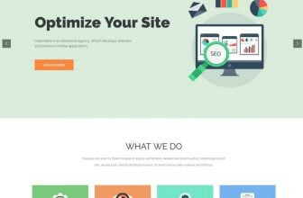 30+ Top Agency HTML5 Website Templates 2020