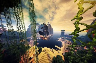 23+ Best Minecraft Backgrounds Wallpapers 2020