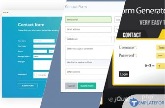 20+ Best PHP Contact Form Templates 2021