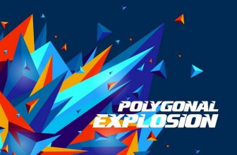 40+ High Quality Polygon Background Packs 2020