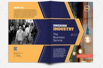 30+ New Professional Brochure Templates