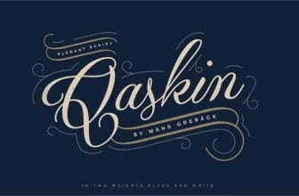 40+ Free Elegant Fonts To Charm Your Designs