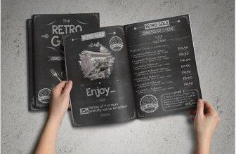 30+ Best Restaurant Menu Card Templates & Designs 2018