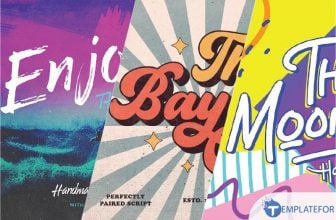 30+ Awesome Retro Wave Fonts For Creative Design