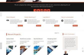78+ Top Best Responsive Drupal Themes Free & Premium