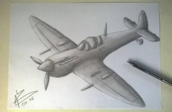 15+ Best Airplane Drawings Templates