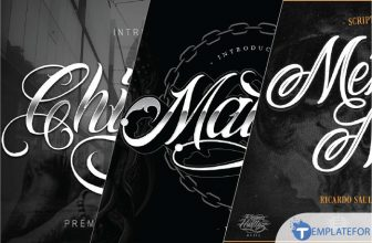 40+ Tattoo Fonts For Your Next Design Project Free & Premium