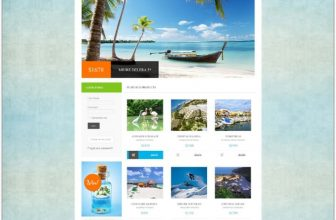 10+ Best Travel Agency VirtueMart Templates & Themes 2018
