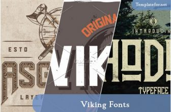 30+ Best Viking Fonts For Designers In 2020