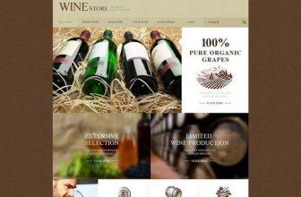 16+ Best Wine Store PrestaShop Themes 2018