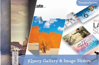 30+ Best jQuery Gallery & Image Sliders 2020