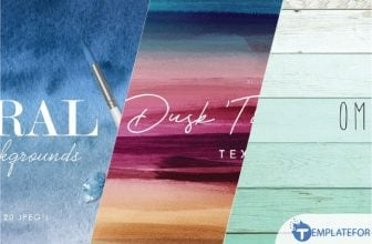 25+ Amazing Ombre Backgrounds & Textures For Designer